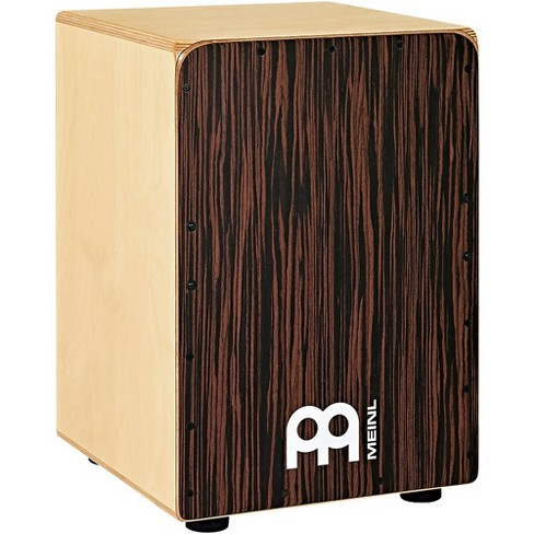 Meinl Bass Cajon with Snare Pedal and Ebony Frontplate - image 1 of 4