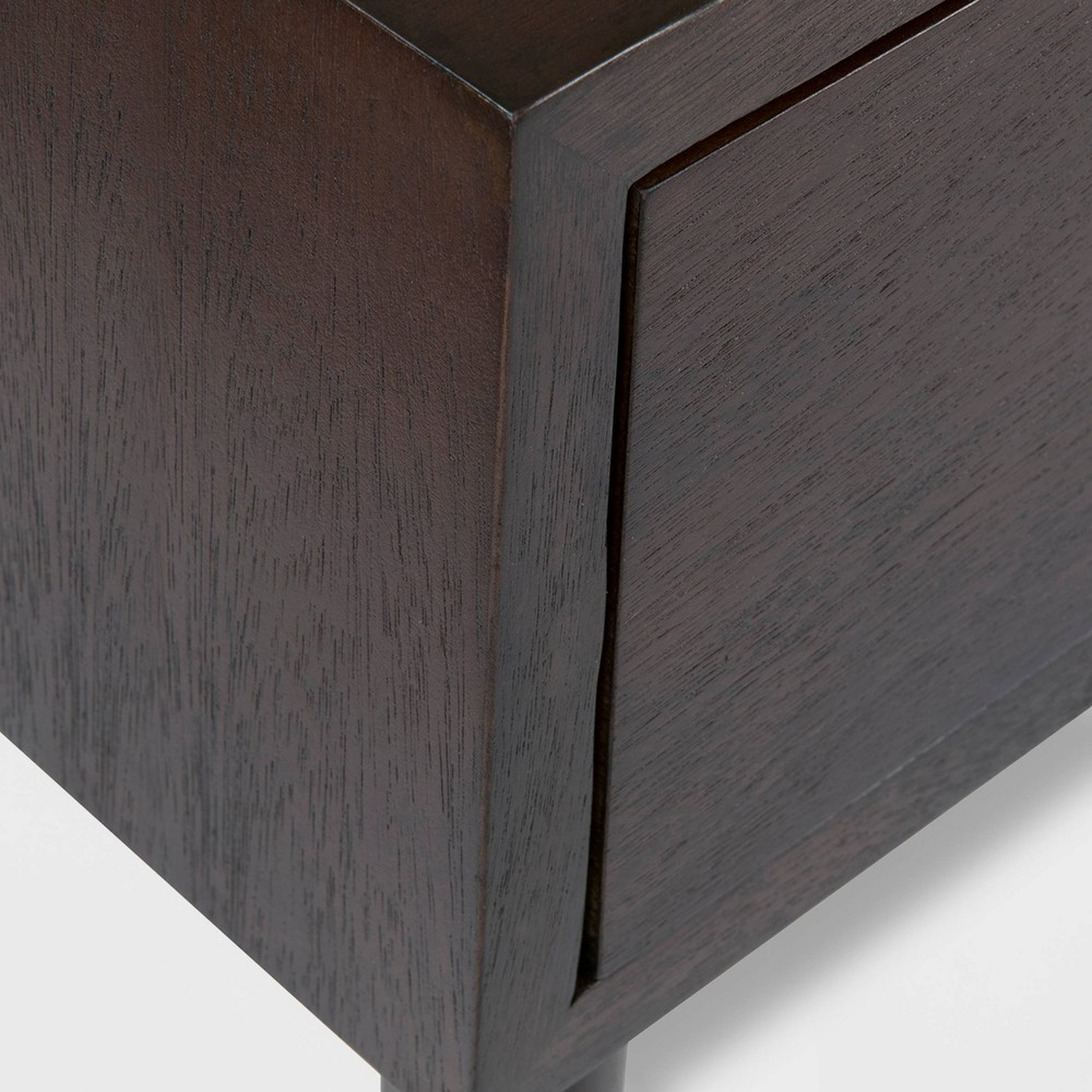 Weeks Acacia Accent Table Brown - East At Main