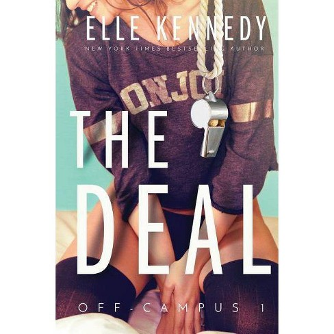 The Deal - (Off-Campus) by  Elle Kennedy (Paperback) - image 1 of 1