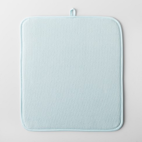 Kitchen Drying Mat Aqua - Made By Design™