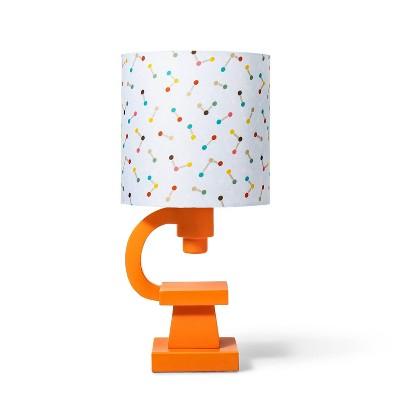 Microscope Dual Light Lamp Orange (Includes Energy Efficient Bulb) - Christian Robinson x Target