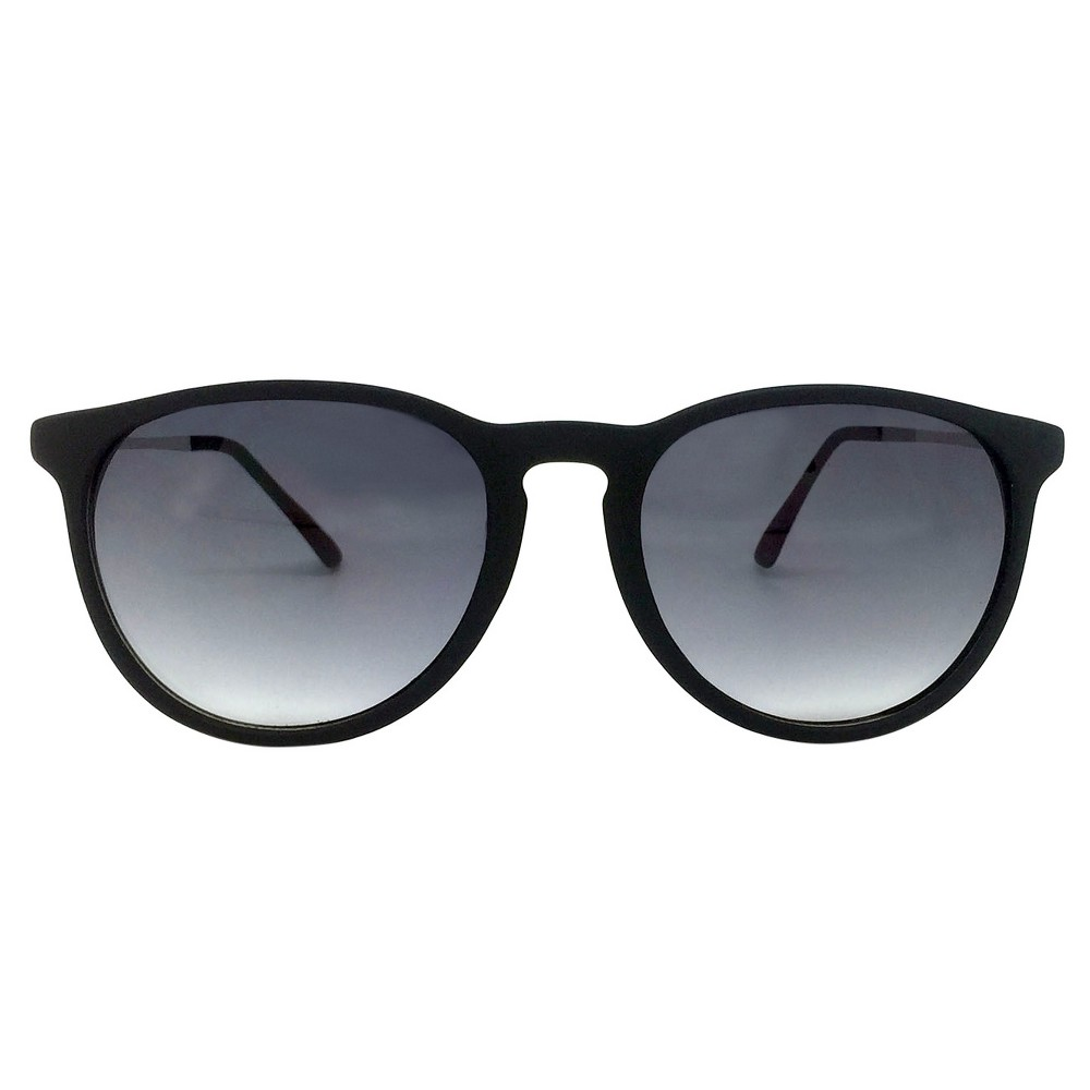 Womens Round Sunglasses - A New Day Black Reviews