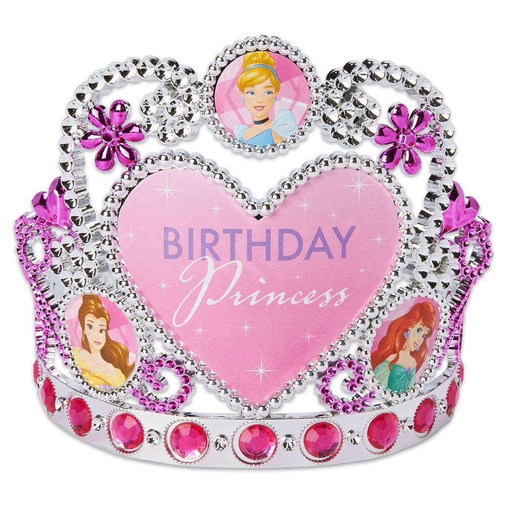 Disney Princess Tiara, Multi-Colored
