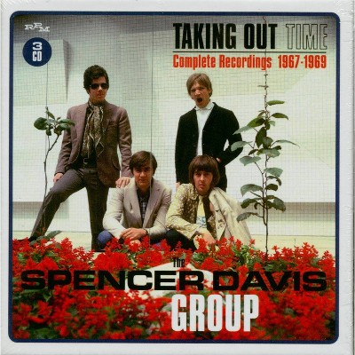 Spencer Davis Group - Taking Out Time: Complete Recordings 196 (CD)