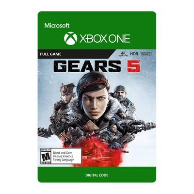Gears 5 - Xbox One (Digital) : Target