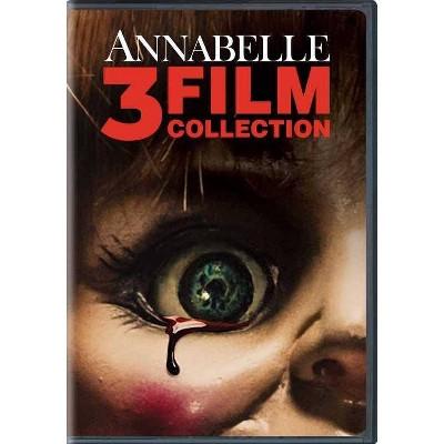 3 Film: Annabelle Trilogy
