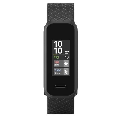 3Plus HR PLUS Fitness Tracker with Heart Rate - Black