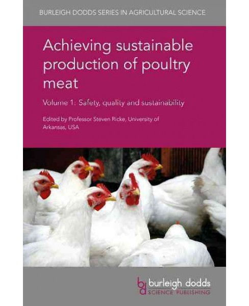 Achieving sustainable production of poultry meat : Safety, quality and sustainability (Vol 1) - image 1 of 1