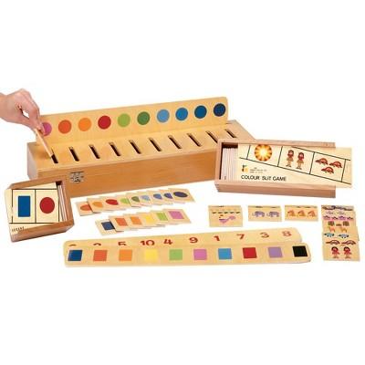 Creative Minds Montessori Sorting Box