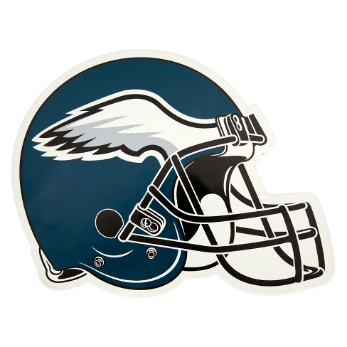 cf09df9c67f NFL Philadelphia Eagles Small Outdoor Helmet Decal : Target