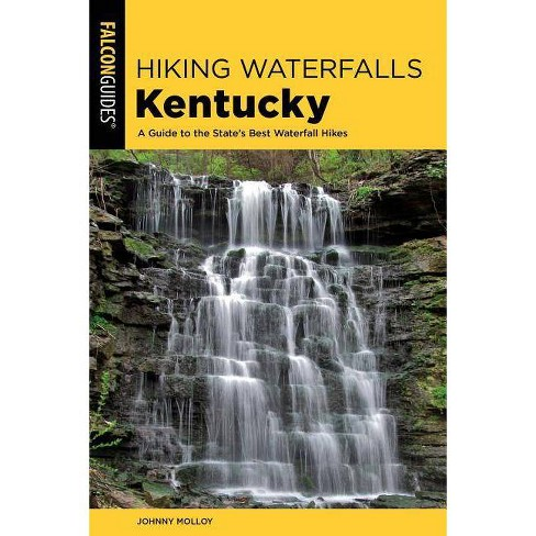 Hiking Waterfalls Kentucky - by  Johnny Molloy (Paperback) - image 1 of 1