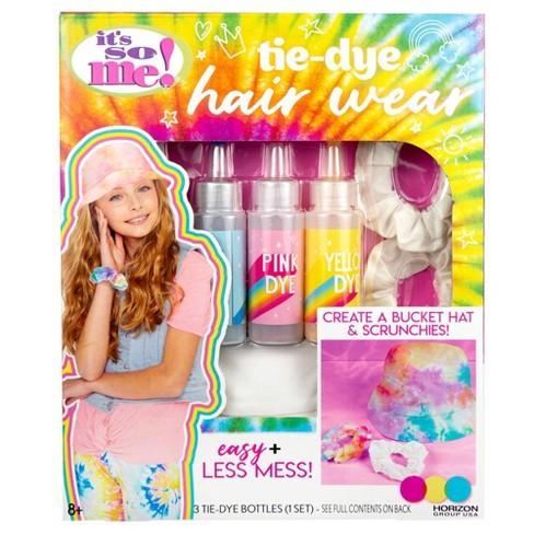 Tie-Dye Hair Wear Kit - It's So Me - image 1 of 4