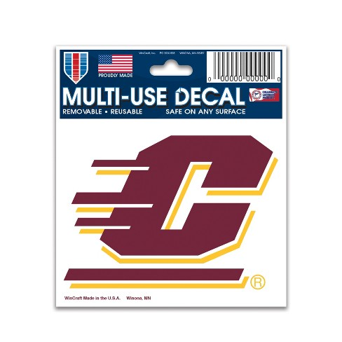 NCAA Central Michigan Chippewas Decal - image 1 of 1