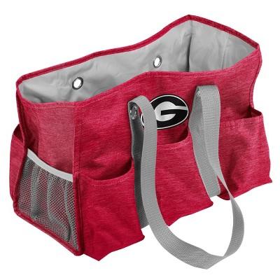 NCAA Georgia Bulldogs Crosshatch Jr Caddy Daypack
