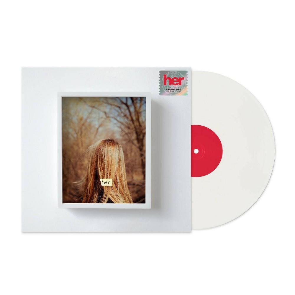Arcade Fire Owen Pallett Her Original Score White Vinyl