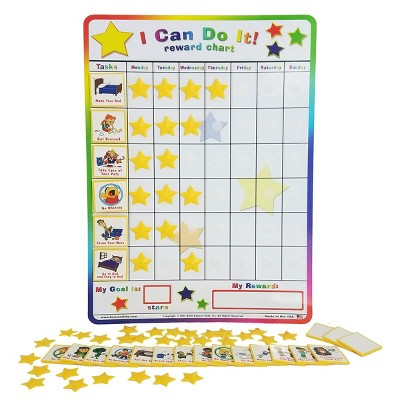 "Kenson Parenting Solutions ""I Can Do It!"" Reward Chart"