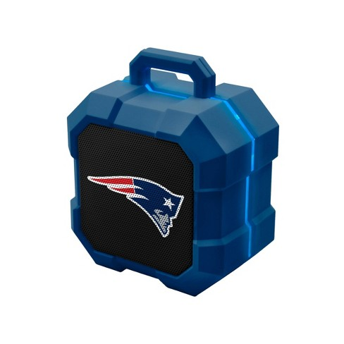 NFL New England Patriots LED Shock Box Speaker - image 1 of 3