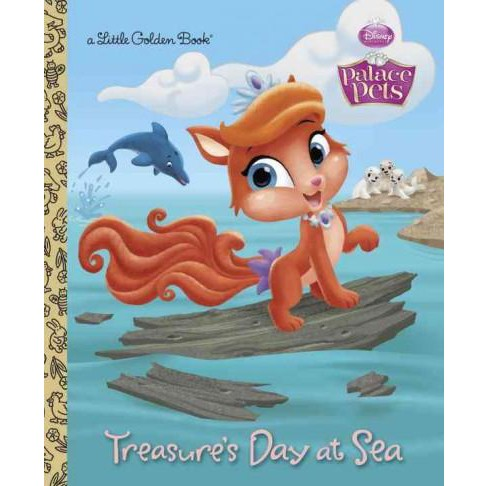 Treasure's Day at Sea (Hardcover) (Andrea Posner-Sanchez) - image 1 of 1