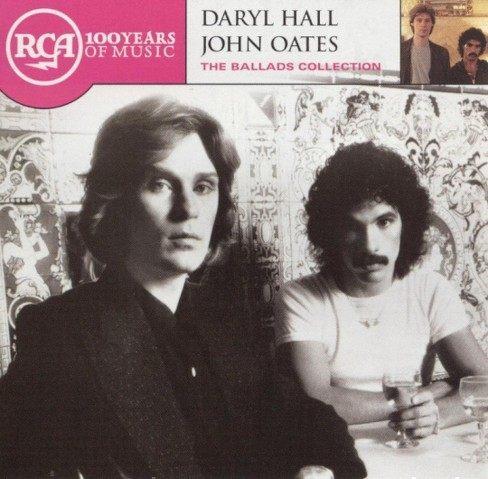 Hall & Oates - The Ballads Collection (CD) - image 1 of 1