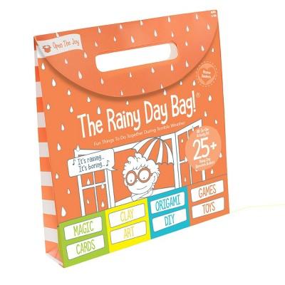 Open The Joy Rainy-Day Activity Bag