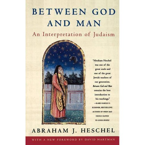 Between God and Man - by  Abraham J Heschel (Paperback) - image 1 of 1