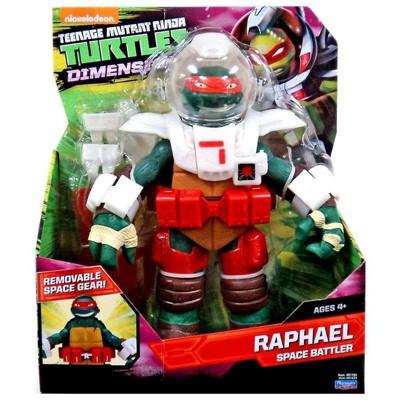 Space Suit Raphael TMNT Minimates Series 5 2-Inch Mini-Figure
