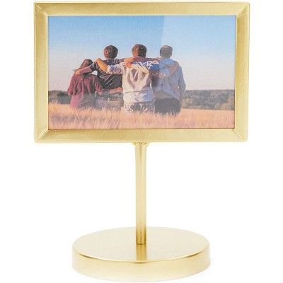 Juvale Iron Picture Frame (6 x 7.75 Inches)