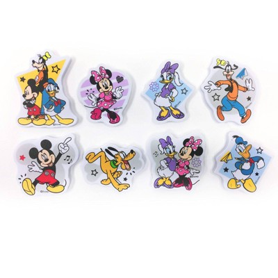 Disney Mickey and Friends Foam Clings