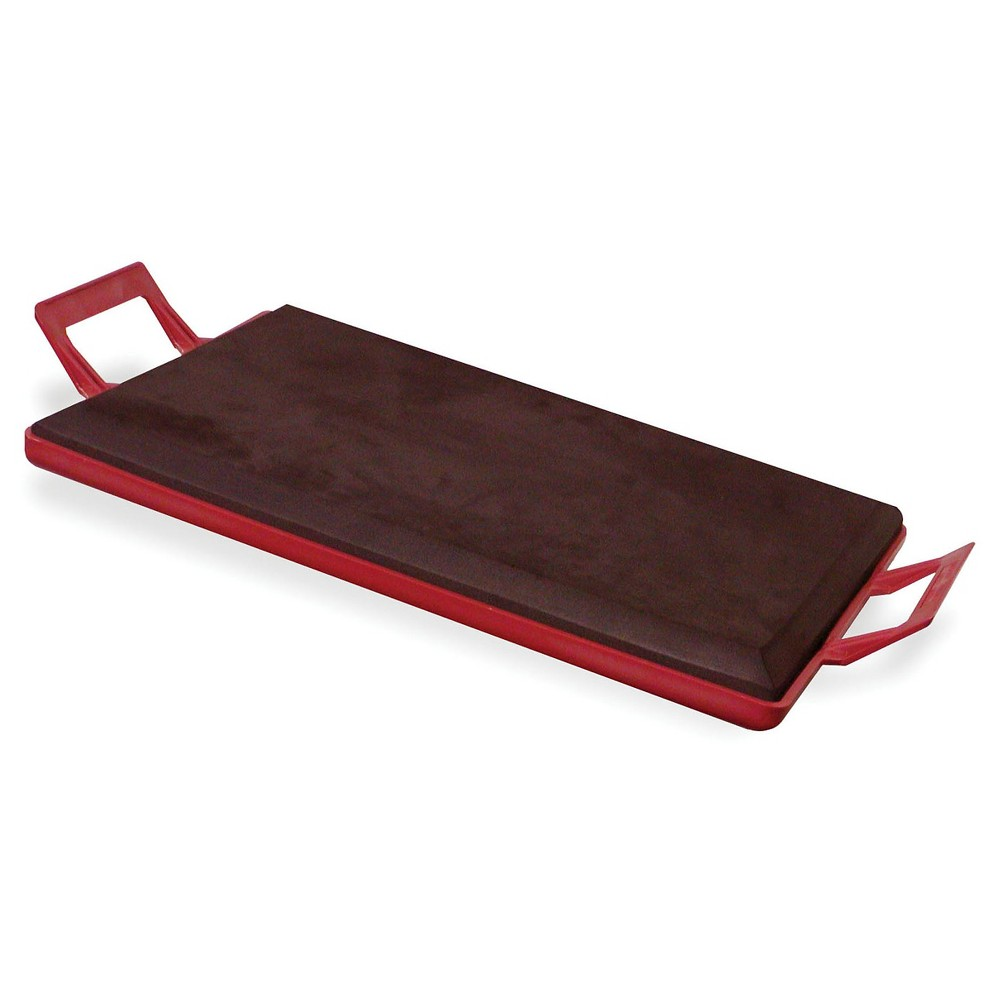 Image of Cushioned Kneeling Board - Red - Sportsman