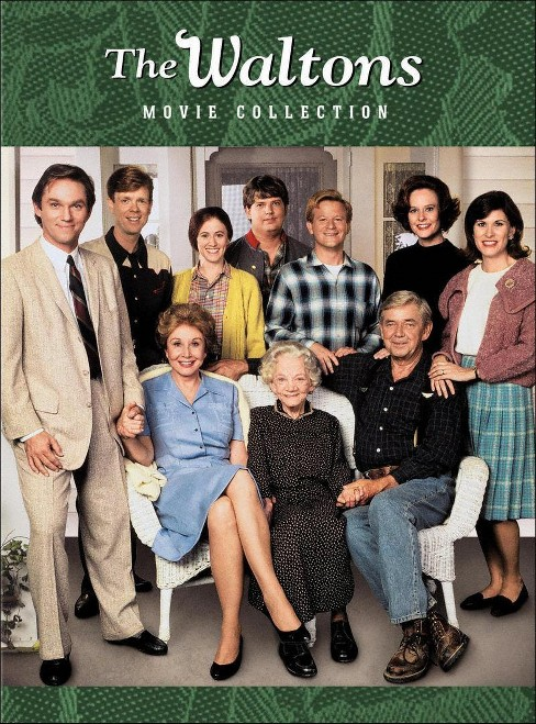 The Waltons: Movie Collection (3 Discs) (S) - image 1 of 1