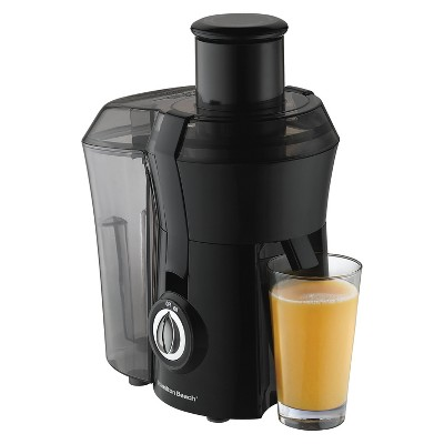 Hamilton Beach Big Mouth Juice Extractor - Black 67601