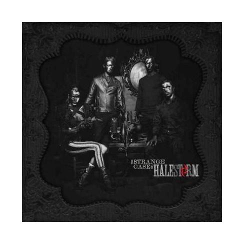 Halestorm - Strange Case Of… (CD) - image 1 of 1
