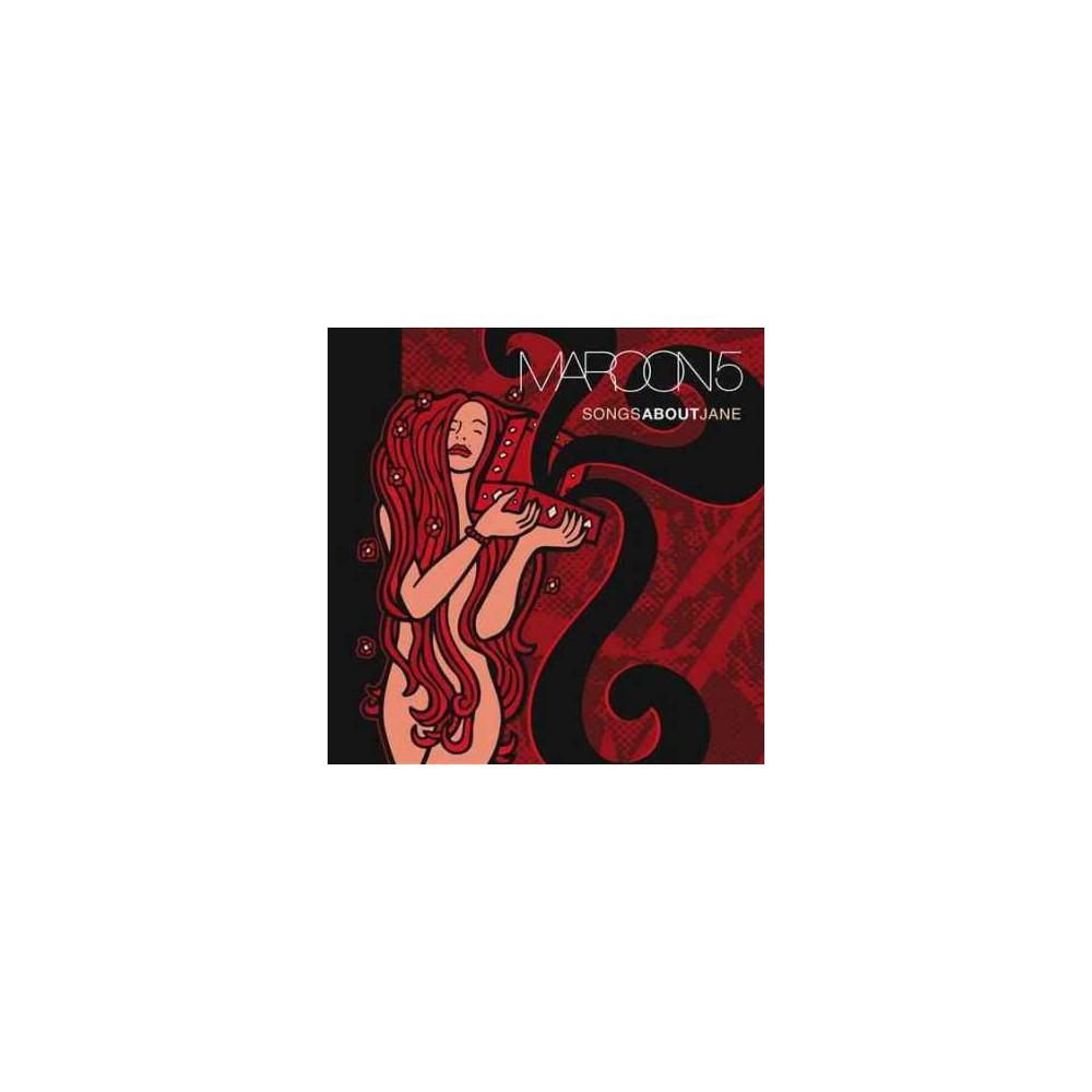Maroon 5 - Songs About Jane (Vinyl)