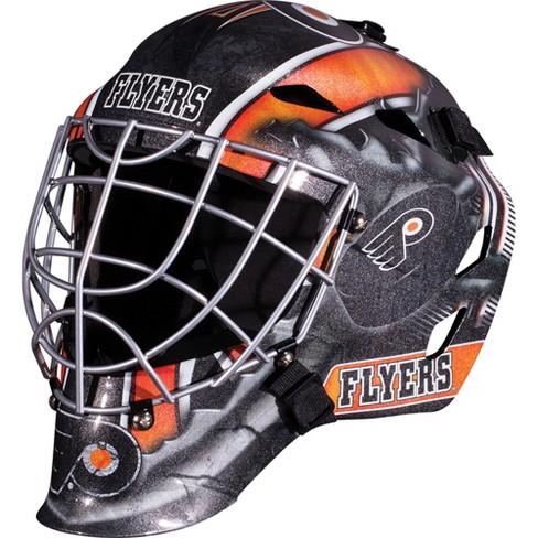 NHL Philadelphia Flyers Franklin Sports Goalie Helmet   Target 9150d6f6f