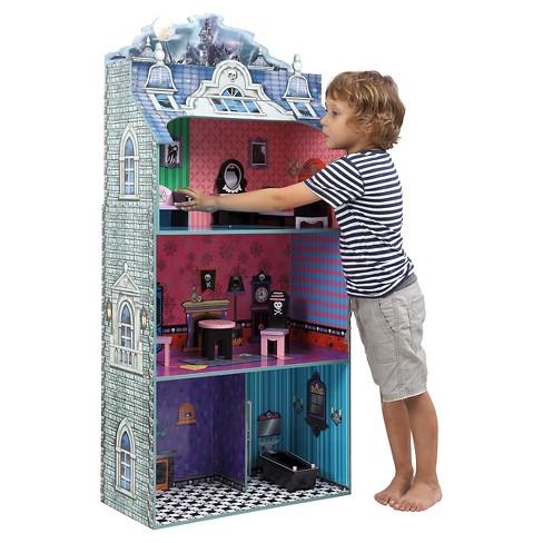 Teamson Kids Monster Mansion Doll House - image 1 of 5