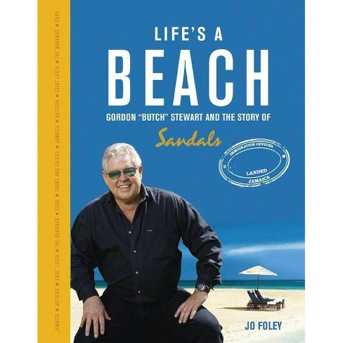 Life's a Beach - by  Jo Foley (Hardcover) - image 1 of 1