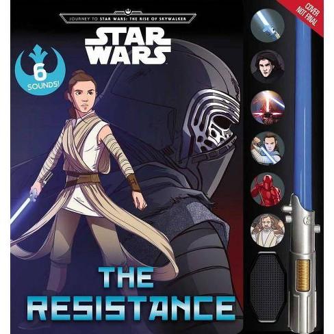 Star Wars The Resistance Journey To Episode Ix Brdbk Hardcover Target
