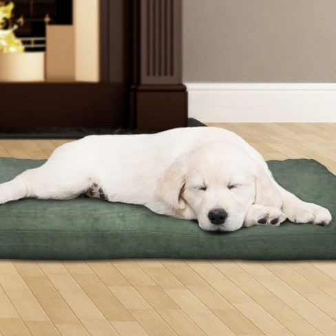 """Petmaker 3"""" Foam Dog Bed - 25.5""""x19"""" - Forest - image 1 of 2"""
