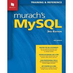 Murach's MySQL (3rd Edition) - 3 Edition by  Joel Murach (Paperback)
