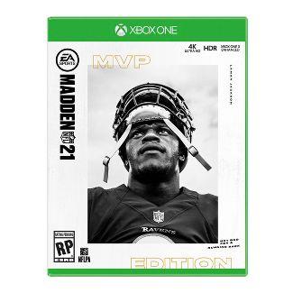 Madden NFL 21: MVP Edition - Xbox One/Series X