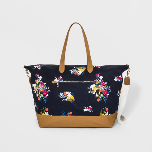 Canvas Weekender Bag - A New Day™ - image 1 of 3