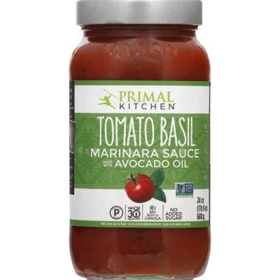 Primal Kitchen Tomato Basil Marinara Sauce - 24oz
