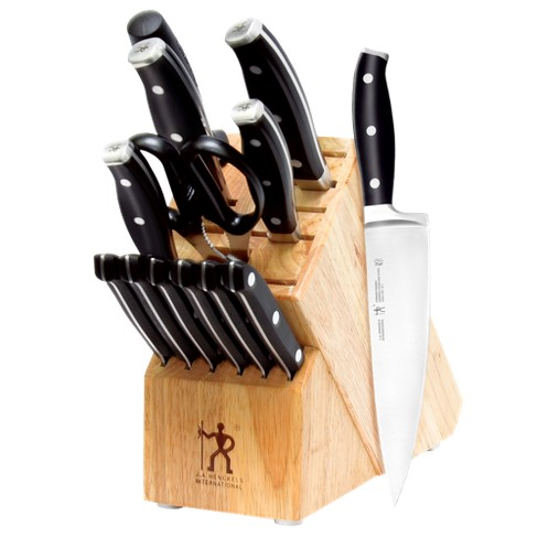 Henckels Forged Premio 14pc Knife Block Set - image 1 of 1