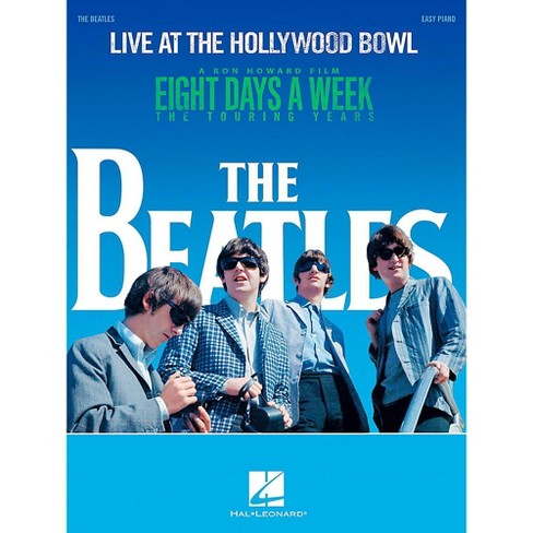 Hal Leonard The Beatles - Live At The Hollywood Bowl for Easy Piano