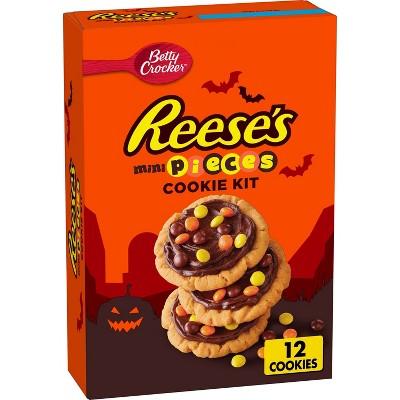 Betty Croker Halloween Reese's Cookies - 13.31oz