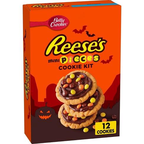 Betty Croker Halloween Reese's Cookies - 13.31oz - image 1 of 3