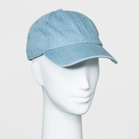 Women s Baseball Hat - Universal Thread™ Blue   Target e8f734c14e01