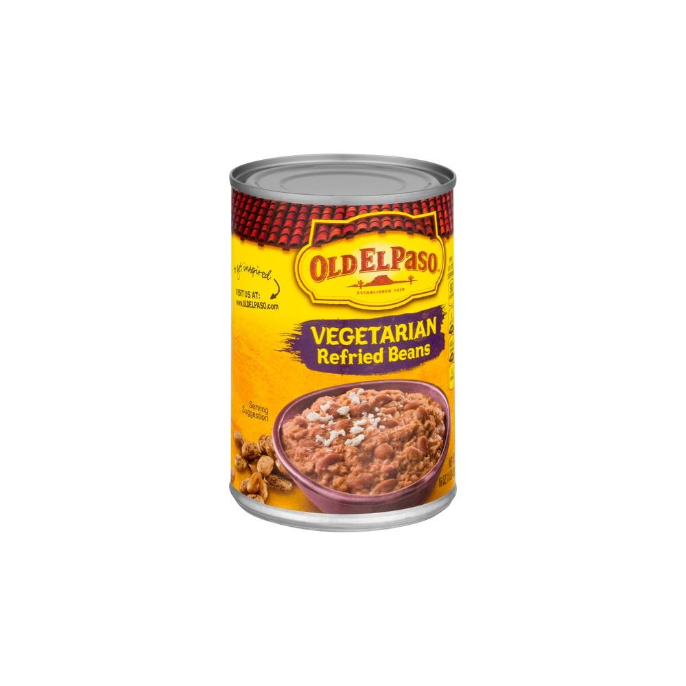 Old El Paso Vegetarian Refried Beans 16oz Buy