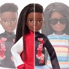 Creatable World Deluxe Character Kit Customizable Doll - Black Braided Hair - image 4 of 4