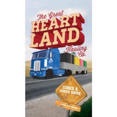 Great Heart Land Hauling Co. Board Game